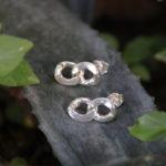 Boucles d'oreilles – Double Oo