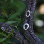 Boucles d'oreilles – Oo – Petit maillon