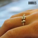 Atelier – Réalisez une bague Bubbles en argent