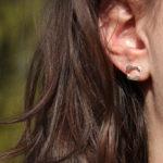 Boucles D'oreilles – Maille Carré