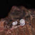 Boucles d'oreilles – Dots – Pépite d'eau