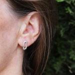 Boucles d'oreilles –  Maillon A